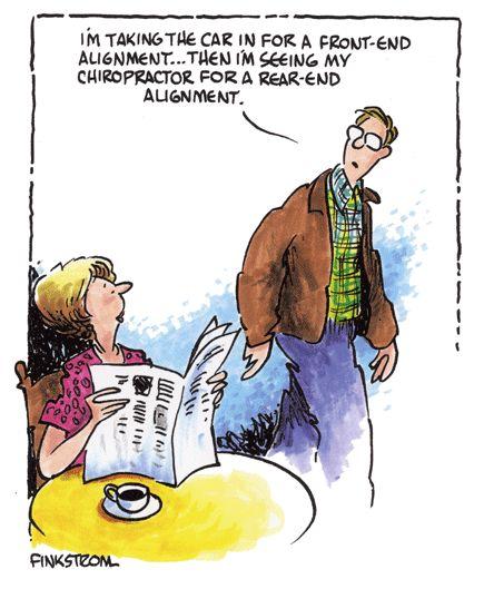 Chiropractic Comic 1