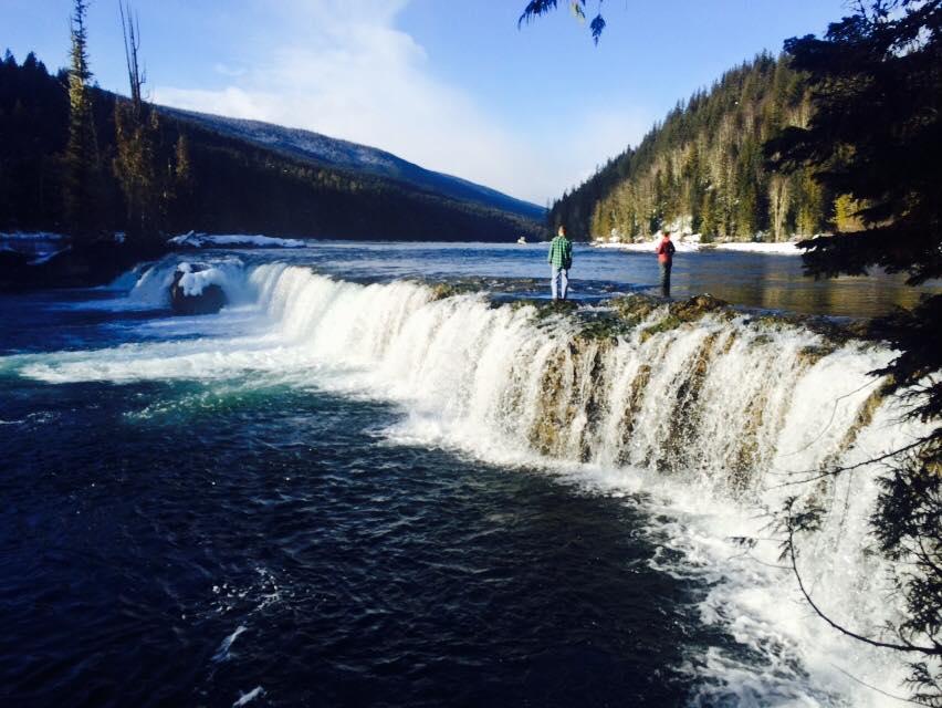 Kristin Jones - Waterfall