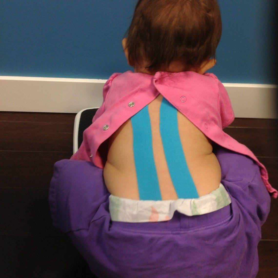 Kinesiology Taping for Kids