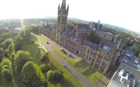 UoG Aerial Pics