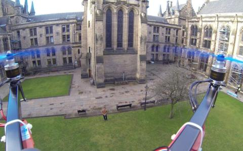 University of Glasgow Flights
