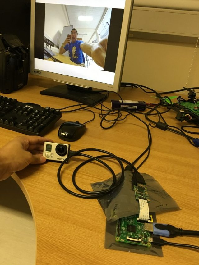 Computer vision using GoPro and Raspberry Pi - Altax US Consultancy