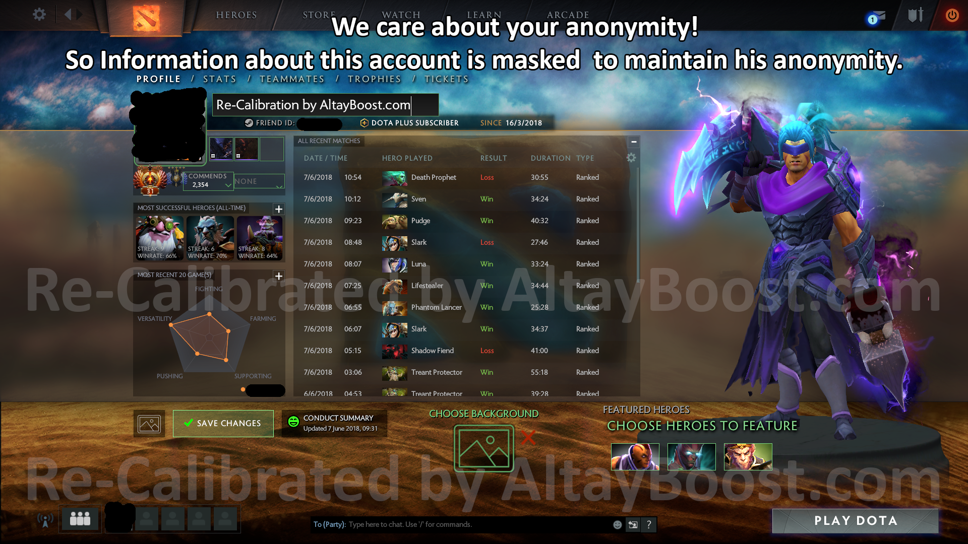 Rank Calibration AltayBoost