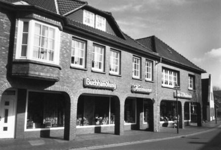 -9- Geschäftshaus Heimann steht heute auf den Grundstücken der ehemaligen Häuser Mertz und Lünsmann. Aufnahme 2008