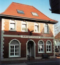 -180- Gaststätte Bürgerstuben mit Paul Suntken als Wirt, 2011
