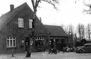 Das Autohaus Hans Meyer fing mit Zweirädern an ...