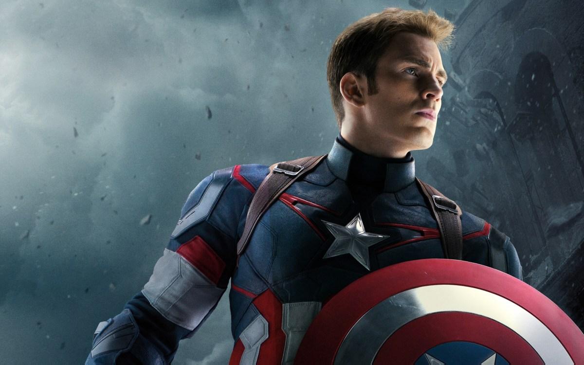 Kahraman Kimlikleri - Steve Rogers/Captain America (MCU)