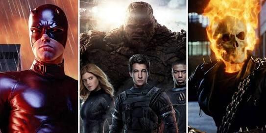 AltList - MCU Dışındaki 15 Marvel Filmi Sıralaması