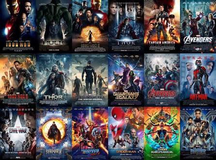 Infinity War Öncesi Kronolojik MCU Tarihçesi