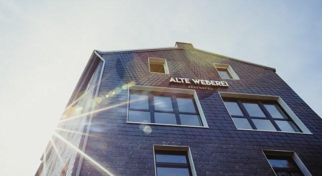"Die ""Alte Weberei"" Arrenberg"