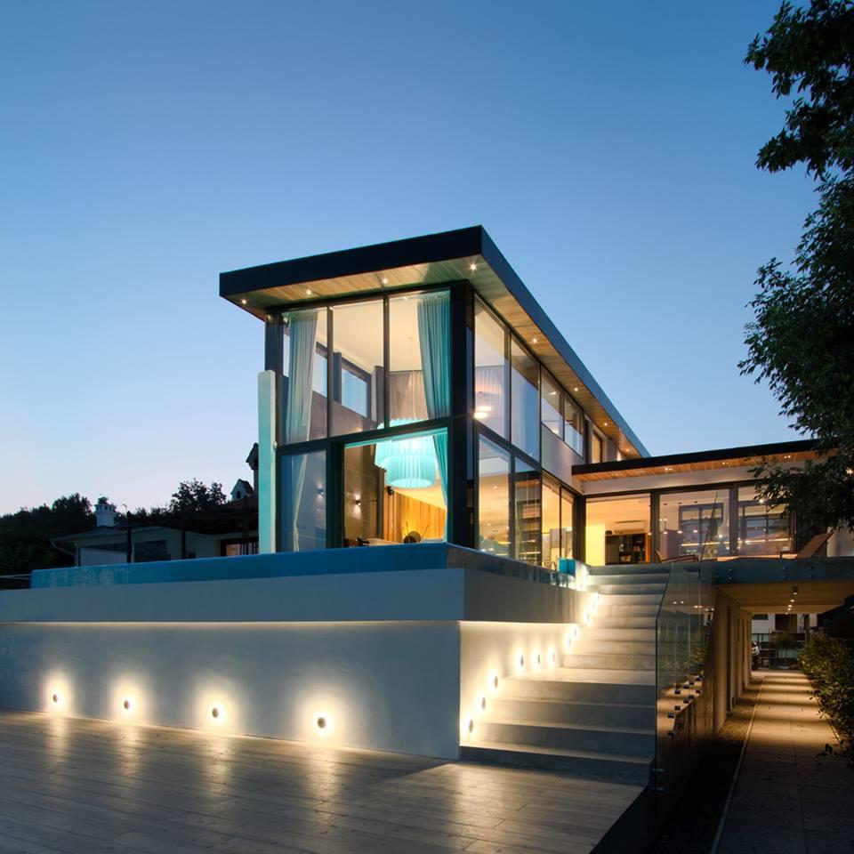 Kuća na Dunavu BL
