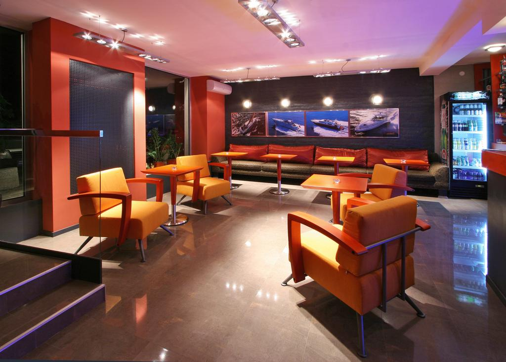Hotel Mediteraneo, Bio Design