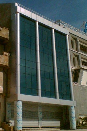 Salah Binası - Cezayir