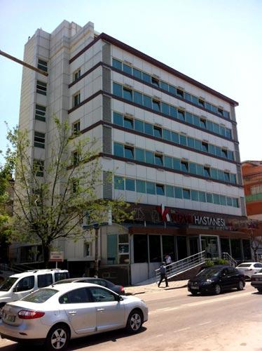 Özel Yüzyıl Hastanesi - Gebze
