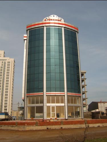 Türkmen Plaza - Şerifali