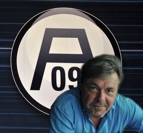Trainer und Abteilungsleiter Jochen Tenbergen