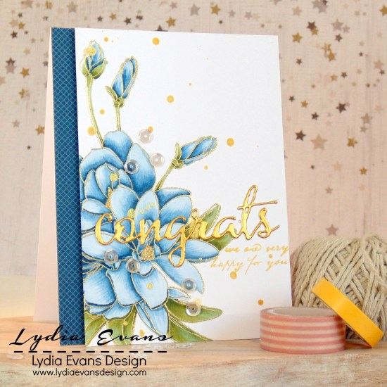 Card by Lydia