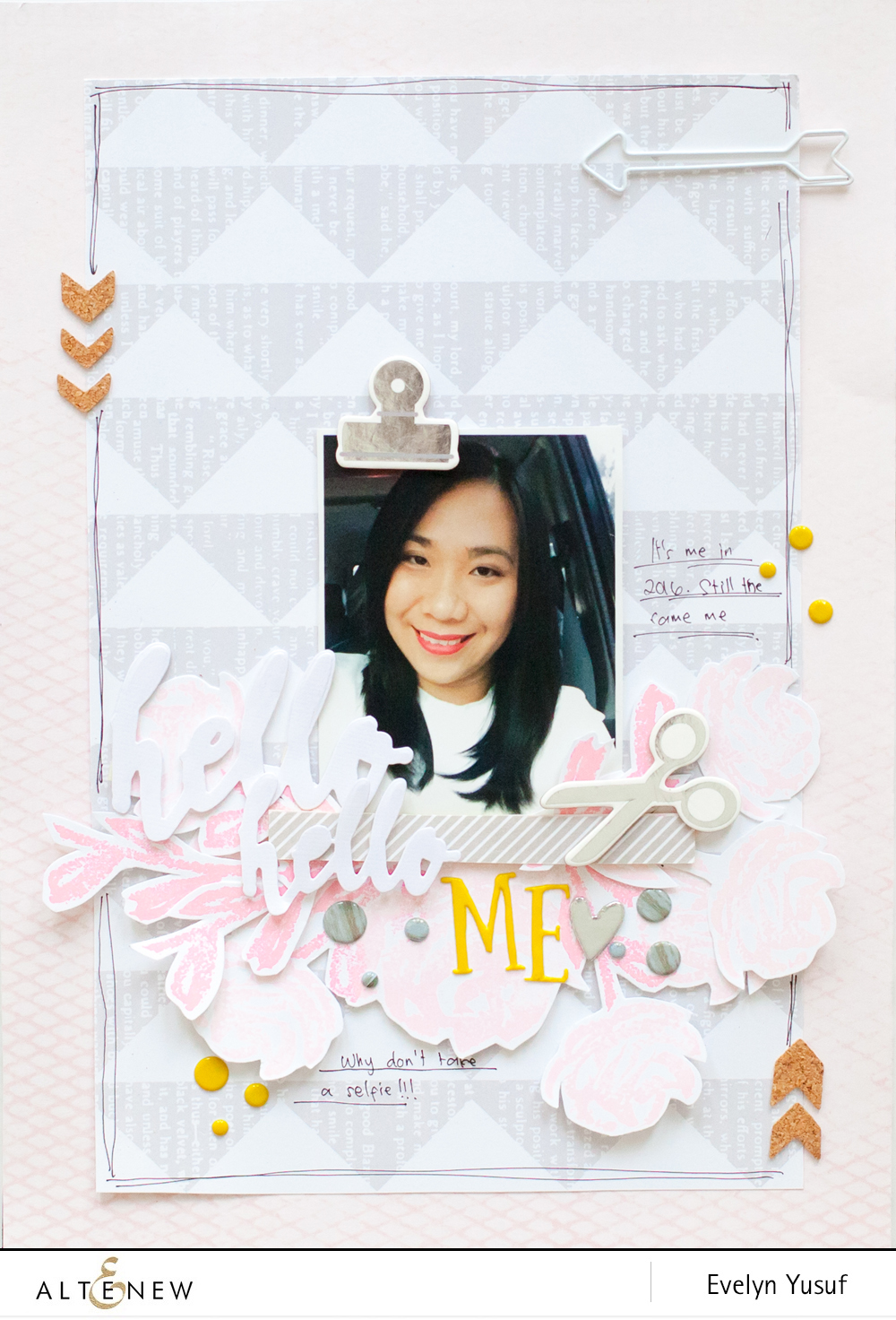 Hello me by Evelynpy or altenew full layout