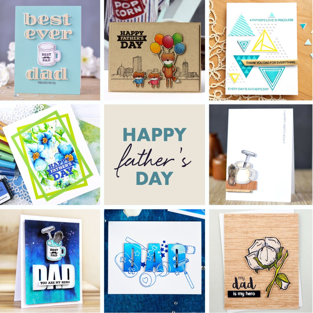 8e1671390 A simple card would surely brighten up their day – whether it's for your dad,  husband, brother, cousin, a male friend, a male coworker – or simply an ...