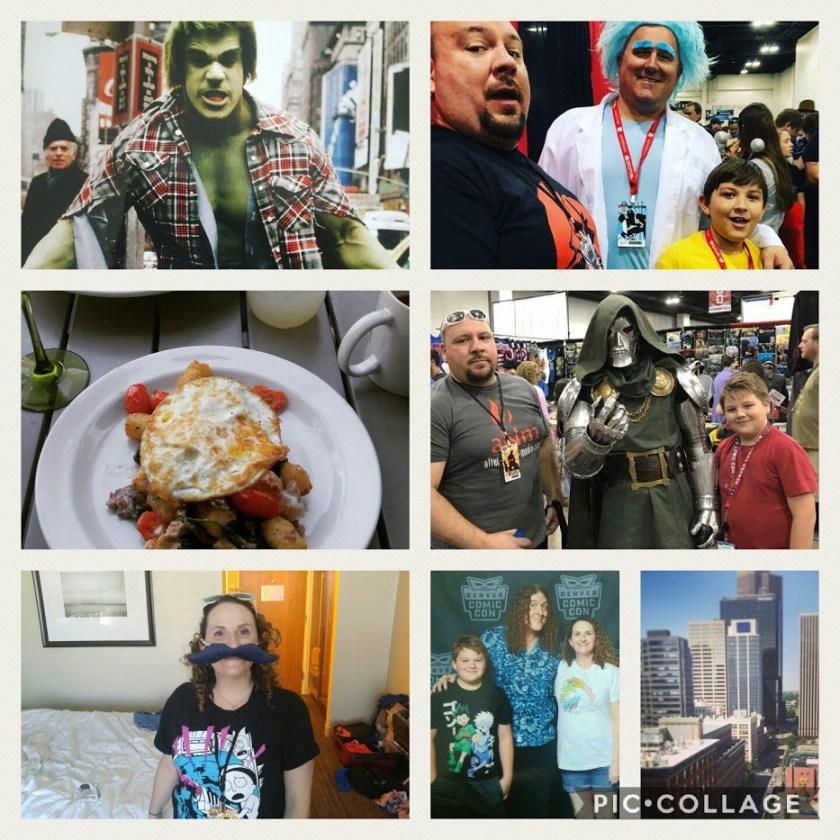 Highlights from Denver Comic Con 2017