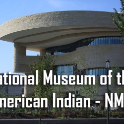 National Museum of the American Indian - NMAI