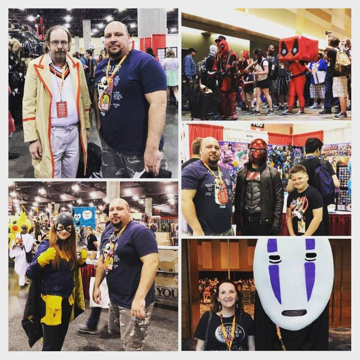 Highlights from Phoenix Comic Con 2019