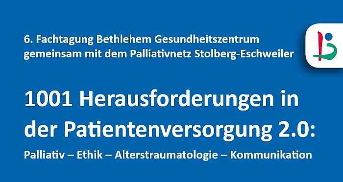 Logo Fachtagung 1001 Herausforderungen Stolberg