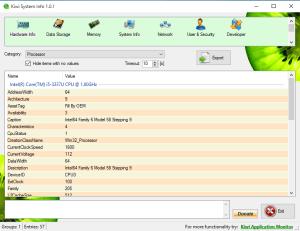 informacion sistema en Windows