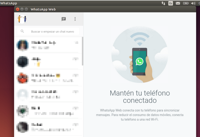 whatsapp ubuntu