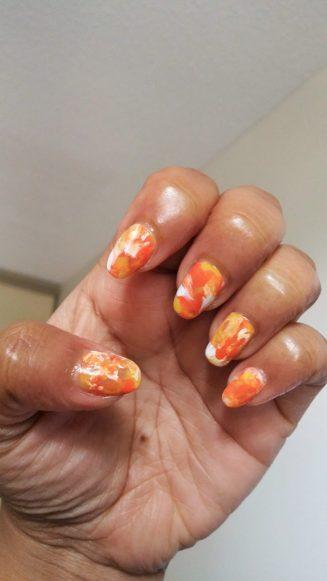 #31dc2016weekly 2 - Orange