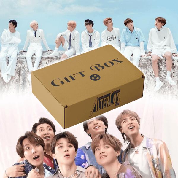 K-Pop BTS Gift Box