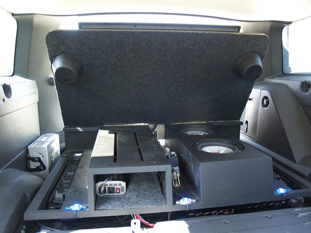 Car audio installation Oakville Mississauga Burlington Ontario