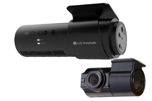 LG - LGD521 2-CHAN 1080P FR0NT / 720P REAR WIFI DASHCAM