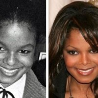 Janet Jackson's Cheeks are looking a little Droopy