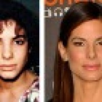 Sandra Bullock is Looks Like a Wax Figure!