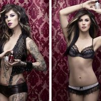 Kat Von D looks Great...With Help from Photoshop!