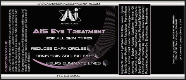 AIS Eye Treatment