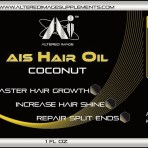 AIS Hair Oil (Coconut)