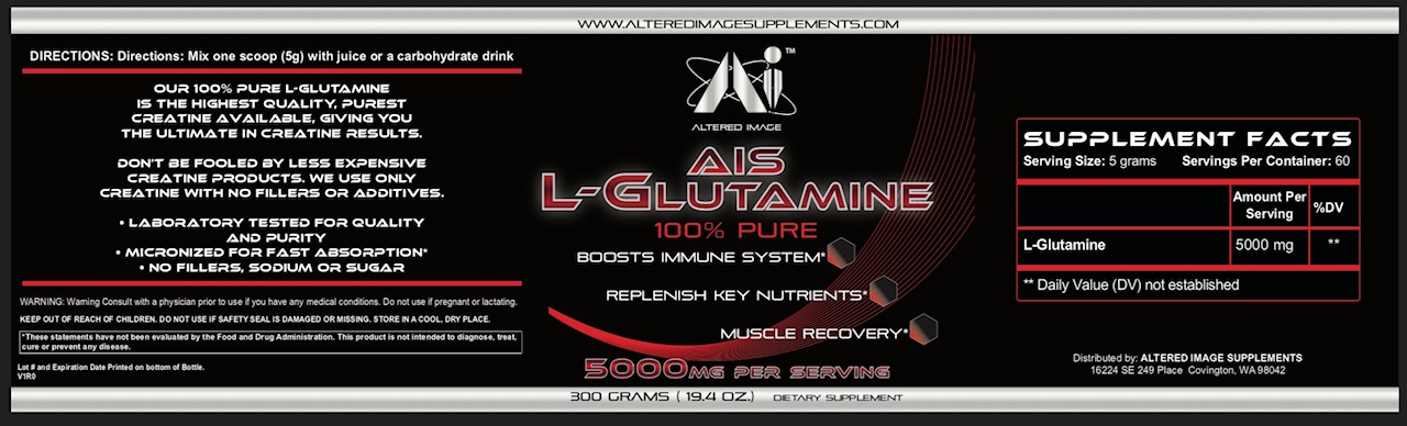 AIS L-Glutamine