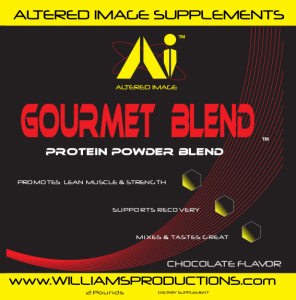 Gourmet Blend (Chocolate) - Protein Powder Blend - 2 Pounds