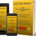 GET ON POINT  – 8  WEEK TOTAL BODY TRANSFORMATION PROGRAM – eBook digital download