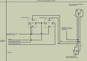 EZ Wiring Headlight Help  Ignition and Electrical  HybridZ