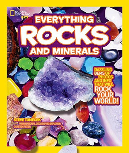 7. National Geographic Kids Everything Rocks and Minerals