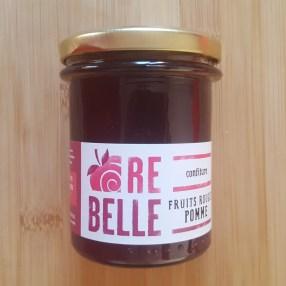 Rebelle_Fruits rouges pomme