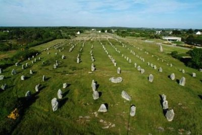 Top 10 Most Overlooked Mysteries in History - The Carnac Stones