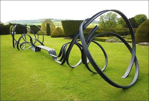 Here Are 27 Of The Coolest Benches You'll Ever See In Your Life