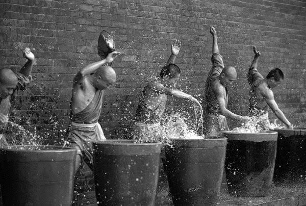shaolin monks