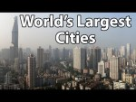 Stunning Timelapses Show The World's Largest Cities From The Air