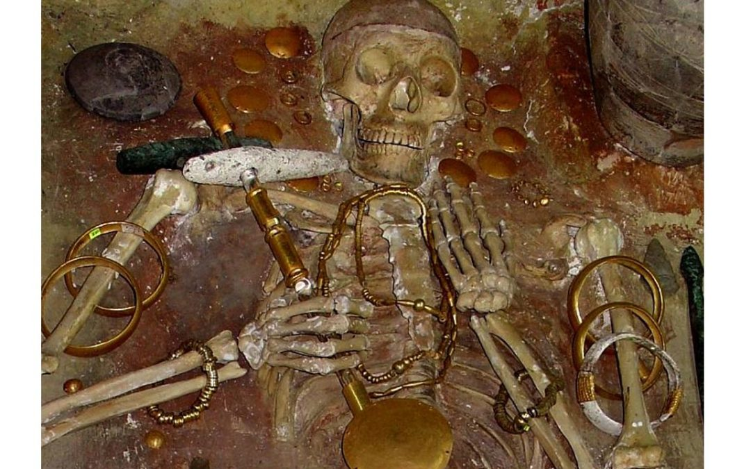 Varna Man and the Wealthiest Grave of the 5th Millennium BC