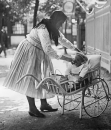 Between the Present and the Past: Baby Strollers